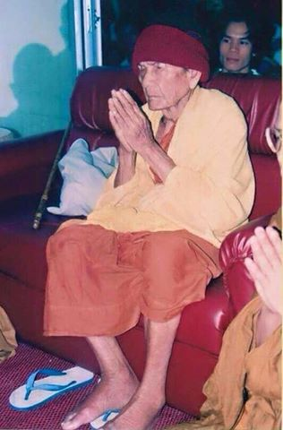 龍婆滿 LP Moon ( Wat Ban Jan )