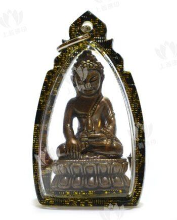 龍婆冠 - 2554 藥師佛