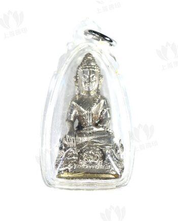 龍婆Saen - 2560 雙龍雙錢袋藥師佛